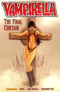 Vampirella 6 - Brandon Jerwa (Paperback) - Cover