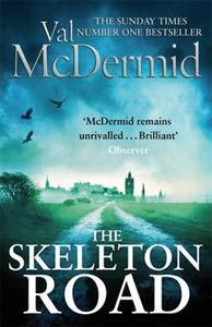 The Skeleton Road - Val McDermid (Paperback) - Cover