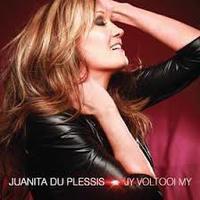 Juanita Du Plessis - Jy Voltooi My (CD) - Cover