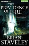 The Providence of Fire - Brian Staveley (CD/Spoken Word)