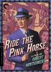 Criterion Collection: Ride the Pink Horse (Region 1 DVD)