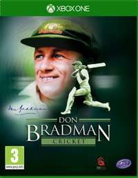 Don Bradman Cricket (Xbox One) - Cover