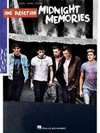 One Direction Midnight Memories - One Direction (Paperback) Cover