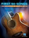 First 50 Songs You Should Play On Acoustic Guitar - Hal Leonard Publishing Corporation (Paperback)