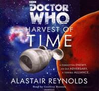 Harvest of Time - Alastair Reynolds (CD/Spoken Word) - Cover