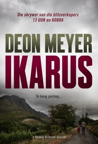Ikarus - Deon Meyer (Paperback) - Cover