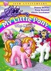 My Little Pony: The Movie (Region 1 DVD)
