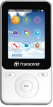 Transcend MP710 MP3/MP4 Player 8GB - White