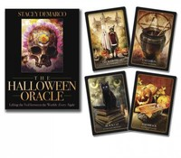 The Halloween Oracle - Stacey Demarco (Cards) - Cover