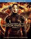 Hunger Games:Mockingjay Part 1 (Region A Blu-ray)
