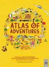 Atlas of Adventures - Rachel Williams (Hardcover)