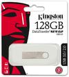 Kingston Datatraveler SE9 G2 - USB 3.0 128GB Flash Drive - Silver