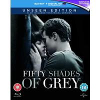 Fifty Shades of Grey - The Unseen Edition (Blu-ray)