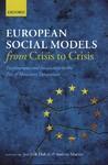 European Social Models from Crisis to Crisis - Jon Erik Dolvik (Hardcover)