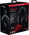 Kingston Technology HyperX Cloud II Gaming 7.1 Headset - Gun Metal (PC/Gaming)