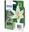 Epson T0595 Light Cyan Lilly Ink Cartridge