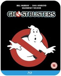 Ghostbusters (1984) (Blu-ray) - Cover