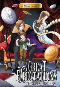 Manga Classics Great Expectations - Crystal S. Chan (Paperback) - Cover