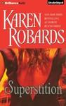 Superstition - Karen Robards (CD/Spoken Word)