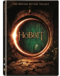 The Hobbit Trilogy (DVD) - Cover