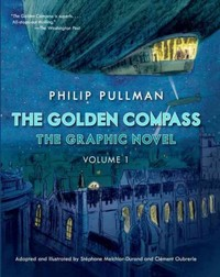 Golden Compass 1 - Philip Pullman (Library) - Cover