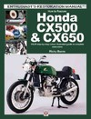 How to Restore Honda Cx500 & Cx650 - Ricky Burns (Paperback)
