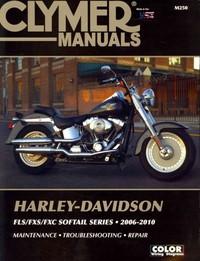 Clymer Manuals Harley-Davidson - Inc. Haynes North America (Paperback) - Cover