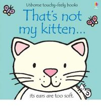 That's Not My Kitten - Fiona Watt (Board book) - Cover