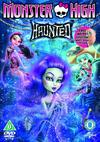 Monster High: Haunted (DVD) Cover