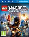 LEGO Ninjago: Shadow of Ronin (PS VITA) Cover
