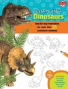 Learn to Draw Dinosaurs - Robbin Cuddy (Paperback)