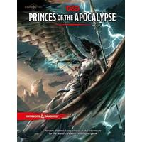 Dungeons & Dragons - Princes of the Apocalypse (Role Playing Game)