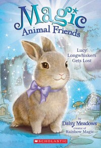 Lucy Longwhiskers Gets Lost - Daisy Meadows (Paperback) - Cover