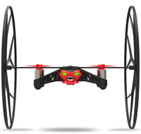 Parrot Rolling Spider Red Mini Drone - Cover