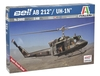 Italeri - 1/48 AB 212 / UH 1N Helicopter (Plastic Model Kit)