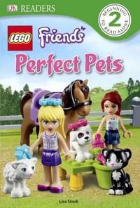 Perfect Pets - Lisa Stock (Prebind) - Cover