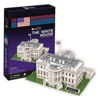 CubicFun - The White House (USA) 3D Puzzle (64 Pieces) - Cover