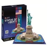 CubicFun - Statue of Liberty (USA) 3D Puzzle (39 Pieces) - Cover