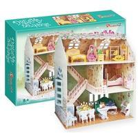 CubicFun - Dreamy Dollhouse 3D Puzzle (160 Pieces)