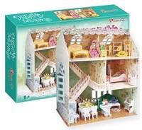 CubicFun - Dreamy Dollhouse 3D Puzzle (160 Pieces) - Cover