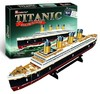 CubicFun - Titanic (Small) 3D Puzzle (35 Pieces)