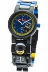 LEGO ClicTime - LEGO Movie - Bad Cop Minifigure Link Watch
