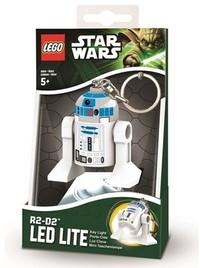 LEGO IQHK - LEGO Star Wars - R2-D2 Key Chain Light - Cover