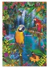 Educa - Bird Tropical Land Puzzle (500 Pieces)