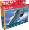 Italeri - 1/72 F-22 Raptor (Plastic Model Kit)