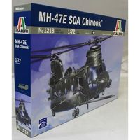 Italeri - 1/72 MH-47E SOA Chinook (Plastic Model Kit) - Cover