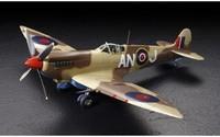 Tamiya - 1/32 Spitfire Mk.VIII (Plastic Model Kit) - Cover