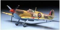 Tamiya - 1/48 Spitfire Mk.Vb Tropical (Plastic Model Kit) - Cover