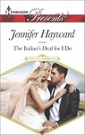 The Italian's Deal for I Do - Jennifer Hayward (Paperback)