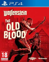 Wolfenstein: The Old Blood (PS4) - Cover